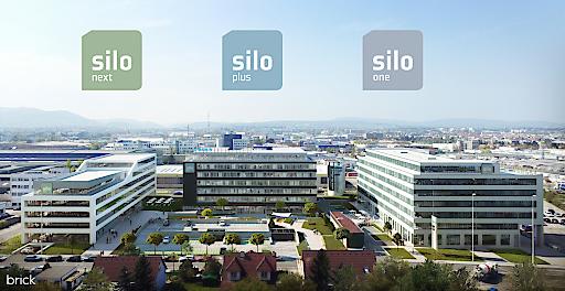 silo plus ist Teil des neuen Bürostandortes silo office park, den die Erste Group Immorent im Süden der Bundeshauptstadt konzipiert und geplant hat.