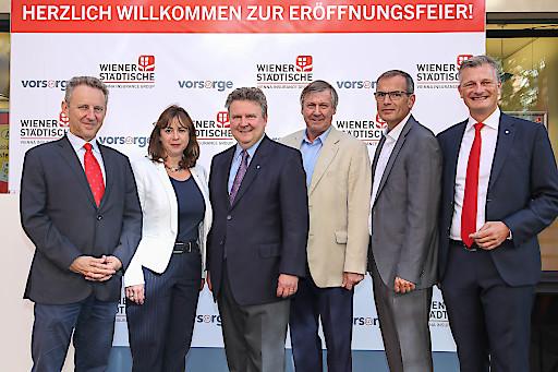 Wiener Städtische verstärkt Präsenz in Wien