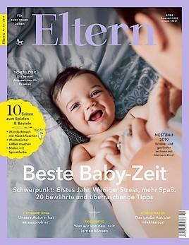 Große ELTERN-Umfrage: Die besten Unternehmen für Familien 2019 (FOTO)