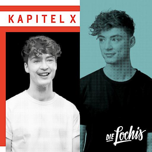 Album Cover Kapitel X - Die Lochis