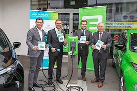 Energie Steiermark: Neues E-Mobility-Paket für Strom-Fahrer