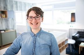 IT-Nachwuchs aus eigenen Reihen: Mareike Schuschel ist erste duale Informatik-Studentin bei news aktuell (FOTO)