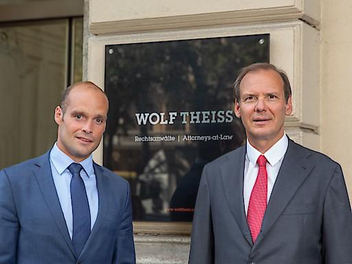 von links nach rechts: Senior Associate Anton Fischer, UK- und Brexit-Rechtsexperte Partner Christian Hoenig , Corporate, Leiter Wolf Theiss Brexit Desk