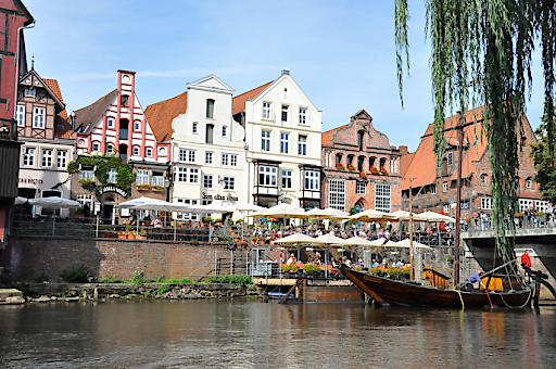 Am Stint/ Lüneburg (Credit: Lüneburg Marketing GmbH)