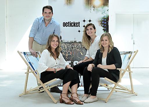Christina Neuhauser, Lisa Barth und Susanne Krejca verstärken das Team von Lukas Unger. Österreichs führendes eCommerce-Unternehmen weitet Marketingaktivitäten deutlich aus.