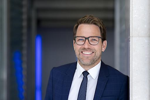Günter Spreitzhofer - neuer Landesdirektor der DONAU Versicherung in der Steiermark