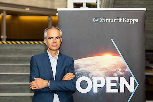 https://www.apa-fotoservice.at/galerie/20347 Günter Hochrathner, CEO Smurfit Kappa Nettingsdorf