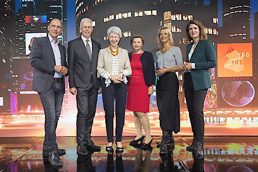 Forschungsstandort Österreich ist top, aber bei Rahmenbedingungen noch Luft nach oben