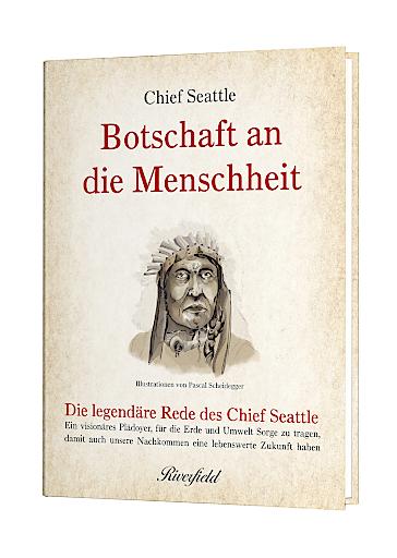 """""""Botschaft an die Menscheit"""" erscheint am 20.9.2019 im Riverfield Verlag"""