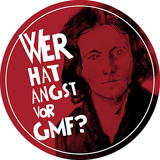 *Wer hat Angst vor GMF? Credits Selbstportrait von Gerda Matejka-Felden fotografiert von Hannah Menne überarbeitet von Mischa Guttmann