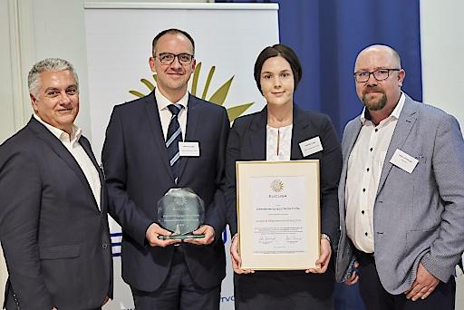 Gewinner EUCUSA Award-Welser Profile