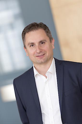 Hannes Ernst-Nordhaus, Leiter des Stammvertriebs der DONAU Versicherung