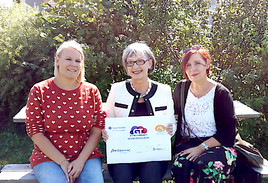 Grant Thornton Austria unterstützt Verein für Soziale Betreuung NÖ Süd