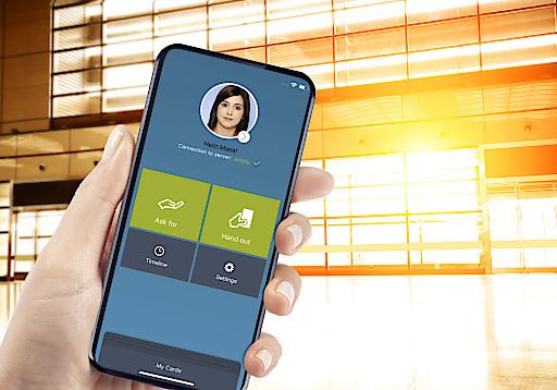 Technologie aus Österreich: Die mobile ID-Lösung MIA (My Identity App) bietet eine hochsichere elektronische Identität.