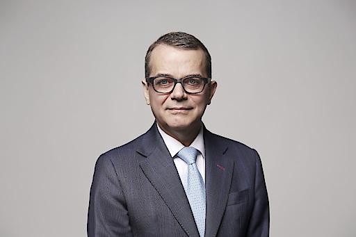 Pierre-Henri Bruchon, Executive Vice President Pharma von Constantia Flexibles.