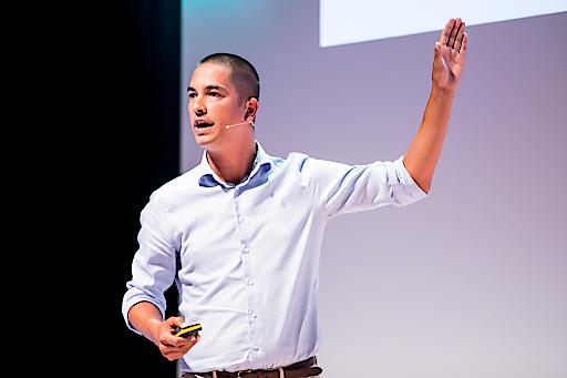 Dr. Roeland Dietvorst as main speaker for the Brainstorms Festival, happening Sept 27-28 in Vienna