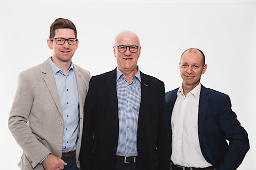 Generationswechsel bei Ingenieurbüro Moser GmbH