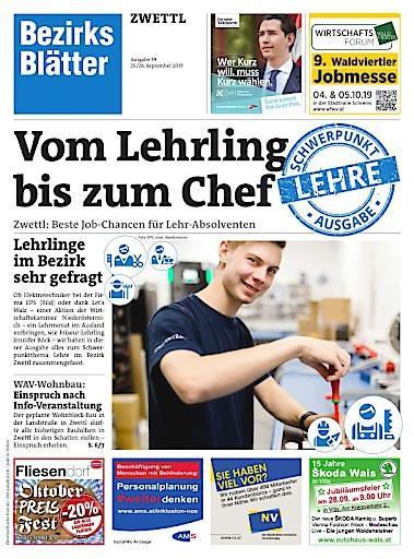 RMA bringt erneut österreichweite Schwerpunktaktion zum Thema Lehre