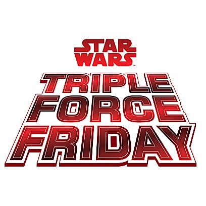 """Triple Force Friday Logo / Weiterer Text über ots und www.presseportal.de/nr/65386 / Die Verwendung dieses Bildes ist für redaktionelle Zwecke honorarfrei. Veröffentlichung bitte unter Quellenangabe: """"obs/The Walt Disney Company GSA"""""""