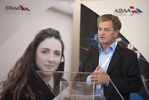 Konstantin Essler, Chairman of the Austrian Business Aviation Association