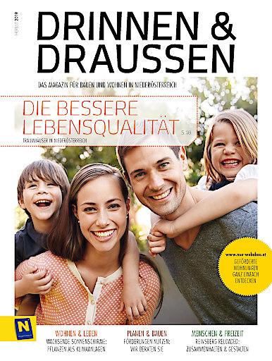 Cover von DRINNEN & DRAUSSEN