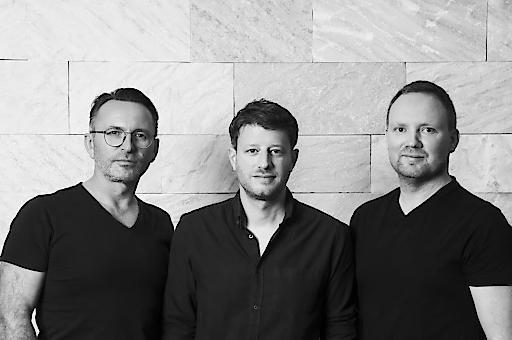 Die Geschäftsführer Mag. Dieter Zand, Rene Melik und Mag. Franz Pancheri (v.l.n.r.) freuen sich, gemeinsam neue Wege zu gehen.
