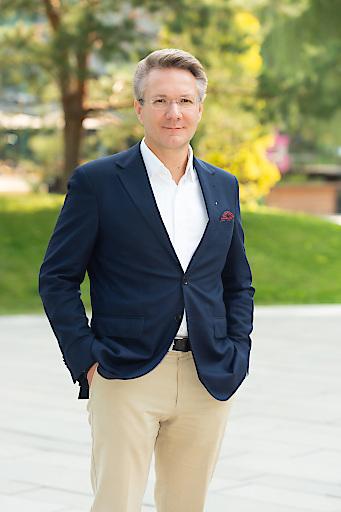 Dr. Martin Spatz, Geschäftsführer STADA Arzneimittel GmbH