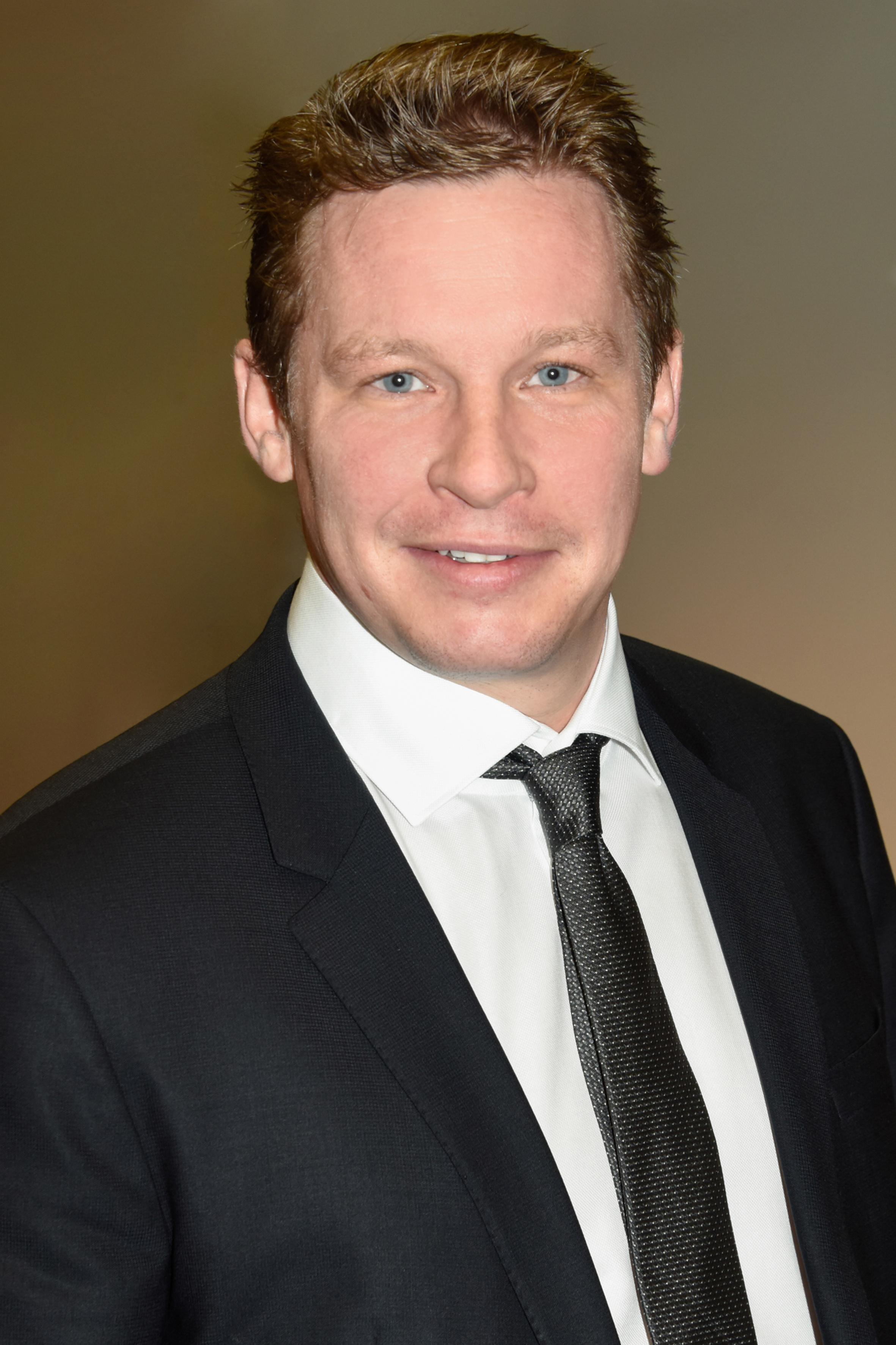 James Tennant (Obmann VRÖ - Verband der Reifenspezialisten Österreichs)