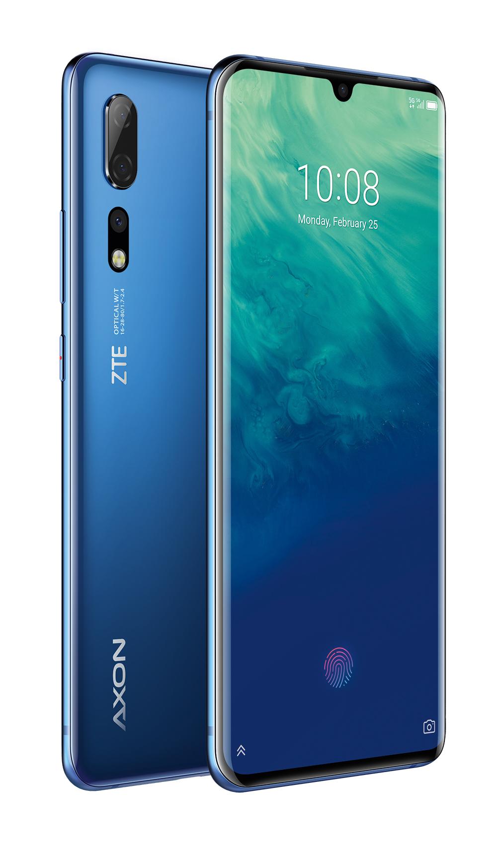 ZTE Axon 10 Pro 5G exklusiv in Österreich bei Drei.