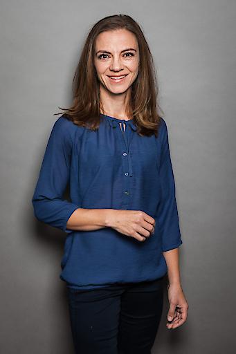 Kerstin Traschler, Leiterin der Stabsstelle Marketing und Kommunikation der Regionalmedien Austria