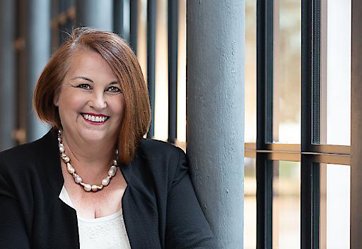 Doris Ladewig, Corporate Communications & Unternehmenssprecherin Hello bank!