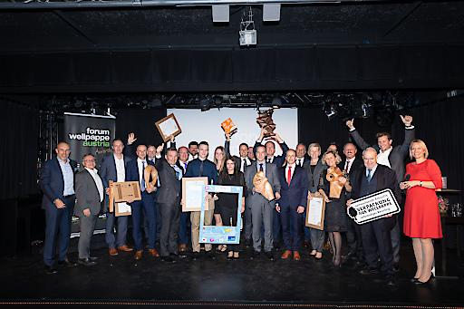 Die Gewinner der Wellpappe Austria Awards 2019
