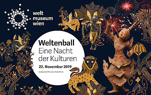 Der erste Weltenball im Weltmuseum Wien