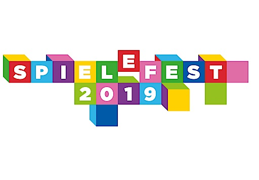 Logo Spielefest 2019