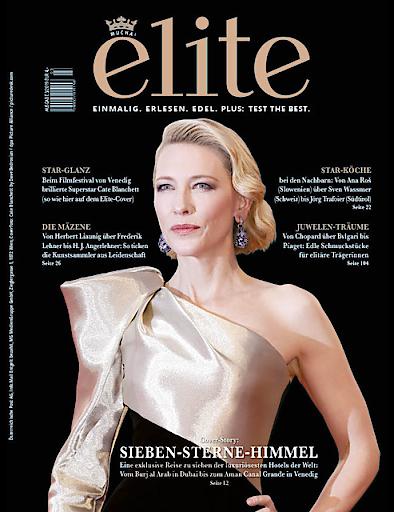 Star-Glanz. Cate Blanchett brillierte beim Filmfestival von Venedig