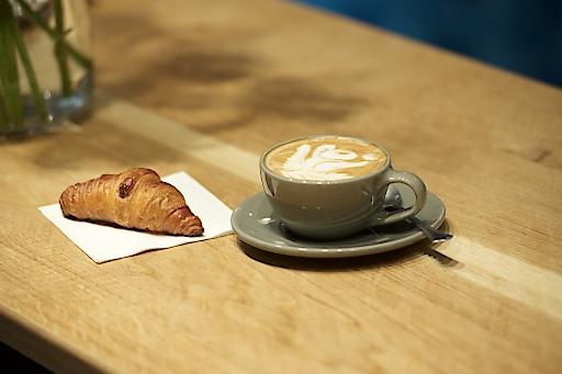Bild zur OTS - Carl Ludwig Cafe