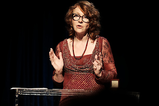 Ulrike Guérot (Preisträgerin des Paul-Watzlawick-Ehrenrings 2019)