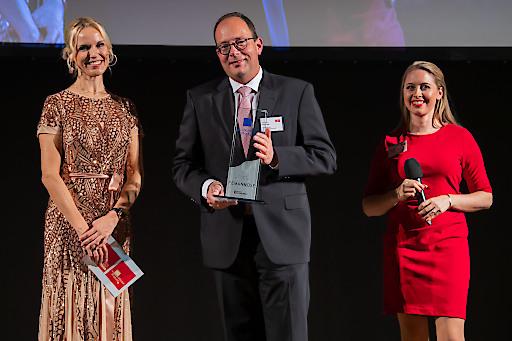 Pharma Trend Image & Innovation Award 2019 am 17.09.2019 im Deutschen Museum in München.