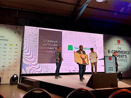 """Anton Awards 2019: Gewinner des Anton Awards """"bestes E-Commerce-Tool"""": Divante. Weiterer Text über ots und www.presseportal.de/nr/136698 / Die Verwendung dieses Bildes ist für redaktionelle Zwecke honorarfrei. Veröffentlichung bitte unter Quellenangabe: """"obs/Divante"""""""