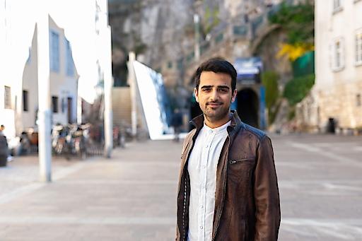 Armin Amiryousofi ist neuer ÖH Vorsitzender in Graz