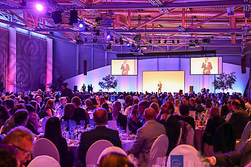 Wie 2018 waren auch heuer über 800 Mitglieder und Lieferpartner beim HOGAST-Symposium zu Gast.