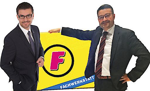 Thomas Körpert (rechts) verstärkt ab November 2019 die Geschäftsführung von Forstinger in Österreich und ergänzt das Team rund um Forstinger-Geschäftsführer Andreas Prödiger (links).