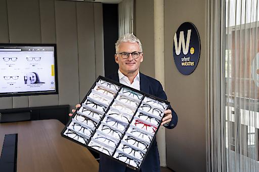 Fritz Wutscher, Geschäftsführer von sehen!wutscher