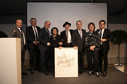Fritz-Csoklich-Demokratiepreis, Jüdisches Museum, Arik Brauer, Styria Media Group, Kleine Zeitung, Presse, Oktober 2019, 1010 Wien