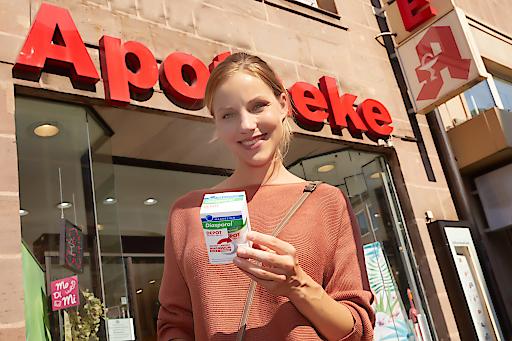 """Magnesium-Diasporal Depot Muskeln + Nerven kann den Körper mit hochdosiertem Magnesium plus Vitamin B-Komplex versorgen - Jetzt in der Apotheke. Weiterer Text über ots und www.presseportal.de/nr/79747 / Die Verwendung dieses Bildes ist für redaktionelle Zwecke honorarfrei. Veröffentlichung bitte unter Quellenangabe: """"obs/Protina Pharmazeutische GmbH/FRANK BOXLER"""""""