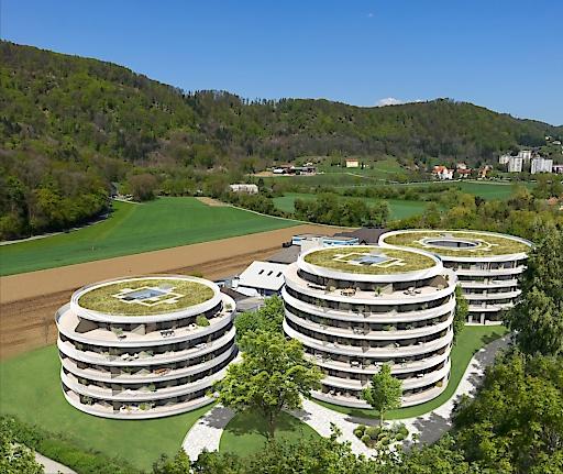 """Investoren können sich jetzt noch über das """"Bauherrenmodell Plus"""" am """"Green Paradise"""" im Grazer Trendstadtteil Straßgang beteiligten."""