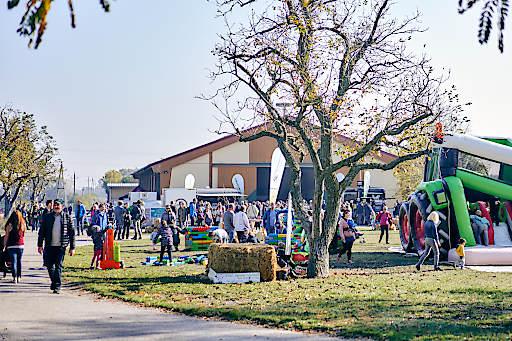 Erstes Hoffest am Bio-Landgut Esterhazy ein voller Erfolg