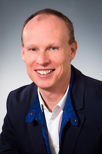 Patrick Lehner (50) übernimmt die Leitung des Open Innovation in Science Center der Ludwig Boltzmann Gesellschaft (LBG OIS Center) © LBG/Johannes Brunnbauer