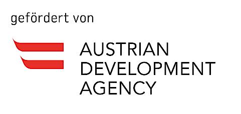 Das General Meeting wurde aus Fördermittel der Austrian Development Agency finanziert