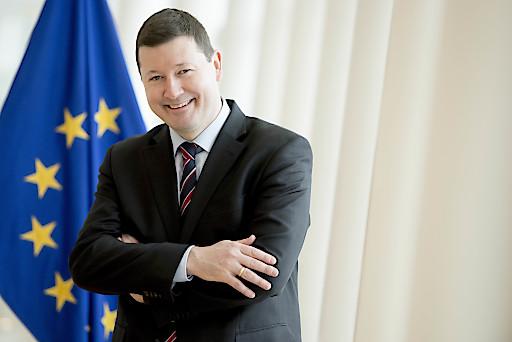 Martin Selmayr leitet ab November die Vertretung der Europäischen Kommission in Österreich